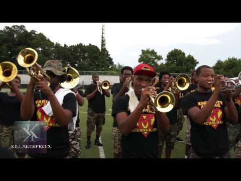 Magic City Alumni All-Star Band - Elite - 2015 - All In Yo Grill Edition