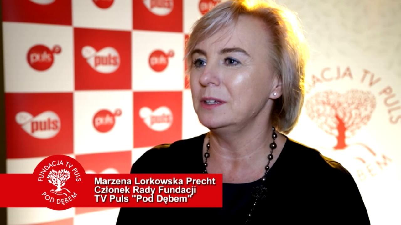 """Jesienny Wieczór Charytatywny Fundacji TV Puls """"Pod Dębem"""""""