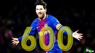 Video Lionel Messi - All 600 Career Goals (2004-2018) - HD MP3, 3GP, MP4, WEBM, AVI, FLV Mei 2018