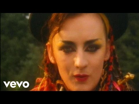 Karma Chameleon (1983) (Song) by Culture Club
