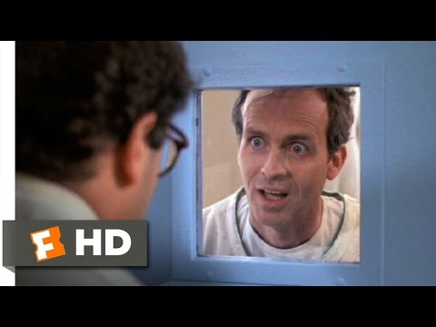 The Couch Trip (11/11) Movie CLIP - I'm Dr. Baird (1988) HD