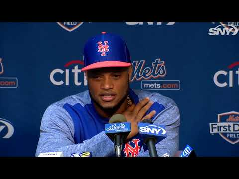 Video: Robinson Cano appreciates David Wright's legacy in Mets history