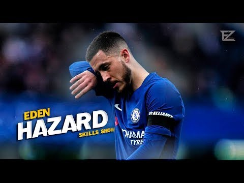 Eden Hazard 2018 ▬ Perfect 10 • Skills Show || HD