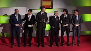 S.M. el Rey preside la Gala Anual del Comité Olímpico Español