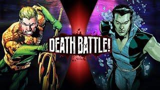 Aquaman VS Namor (Marvel VS DC Comics) | DEATH BATTLE!