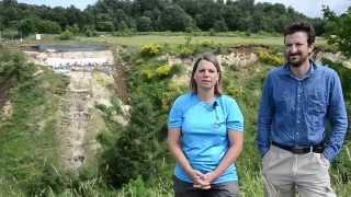 Preview video Site pal�olithique ancien et moyen de Valle Giumentina (Abbateggio, PE, Abruzzes, Italie)