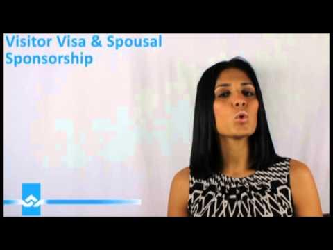 Visitor Visa and Spousal Sponsorship Video