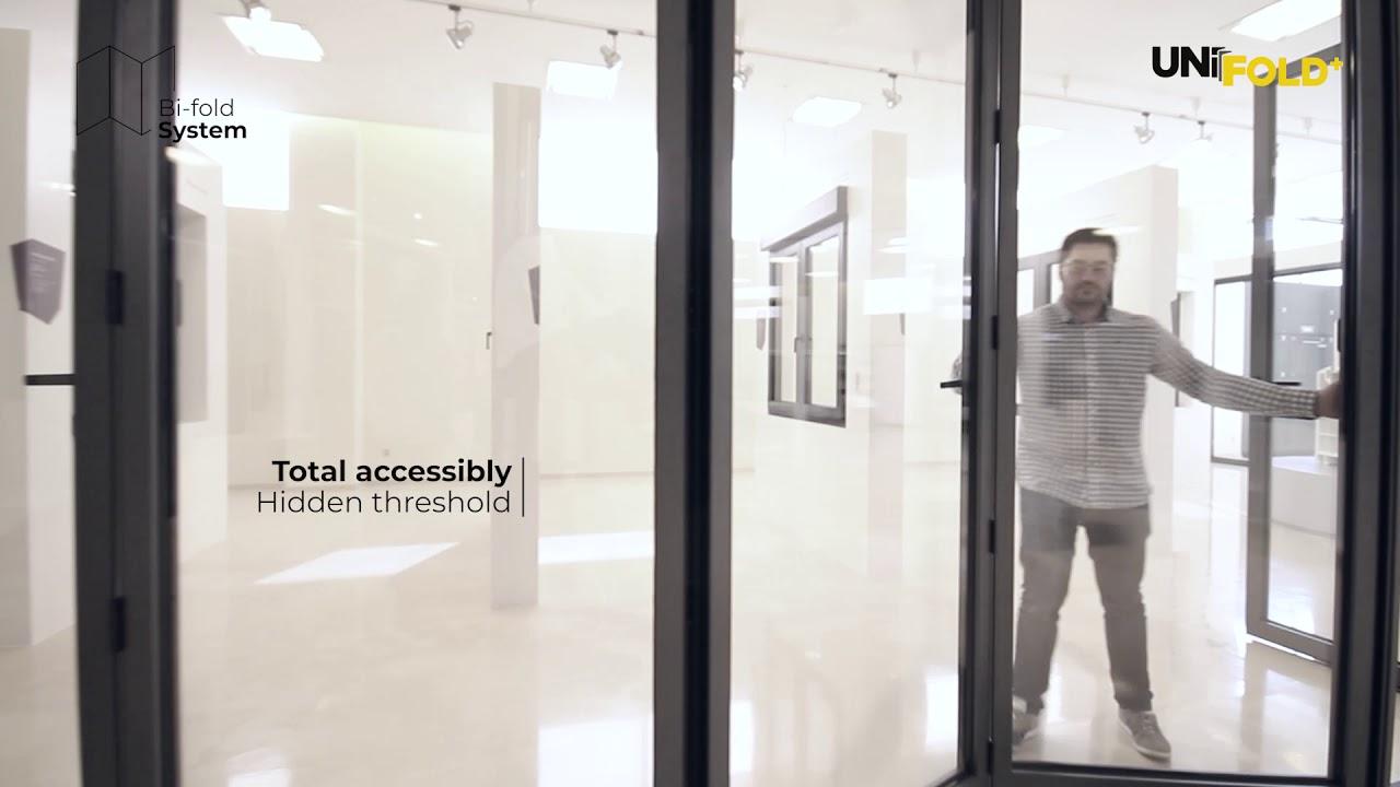 Unifold+ Bifold Doors in London