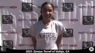 Zaneya Terrell
