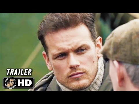 MEN IN KILTS Official Trailer (HD) Sam Heughan