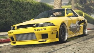 Nonton Gta 5 Import Export Dlc Leon S Fast And Furious Retro Nissan Skyline Customization And Car Meet  Film Subtitle Indonesia Streaming Movie Download