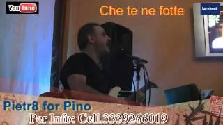 -Che te ne fotte- Pietr8 Cover Pino Daniele Pietr8project