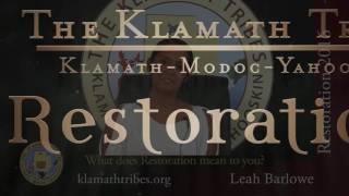 Restoration 2016 - What Does Restoration Mean to You? - Leah Barlowe