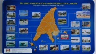 Labuan Malaysia  city photos gallery : Going around the Labuan Island in One Day, Malaysia