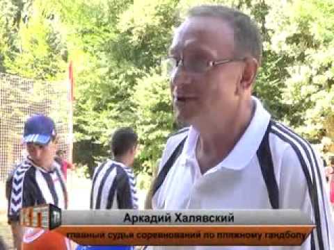 ЧР Мужской гандбол 2012 КП-ТВ