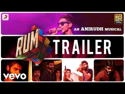 Rum - Official Tamil Trailer | Anirudh | Hrishikesh, Sanchita, Vivek