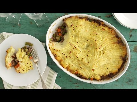 Must Try Shepherd's Pie - Everyday Food with Sarah Carey