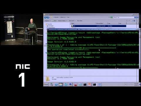 Creating Custom WinPE 4.0 boot images.wmv