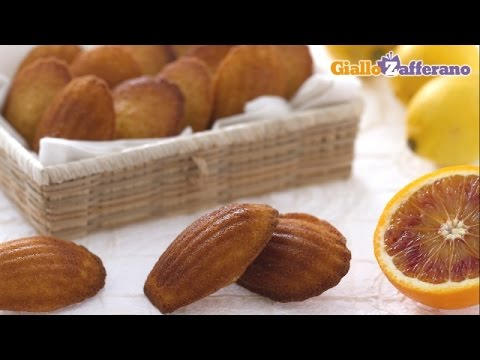 French Recipe: How to Make a Basic French Madeleines – French Butter Cookies