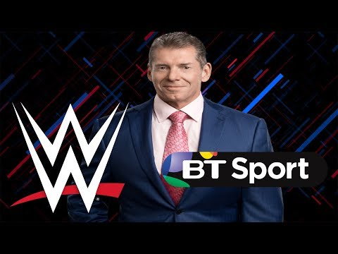 Wwe To Move To Bt Sports?