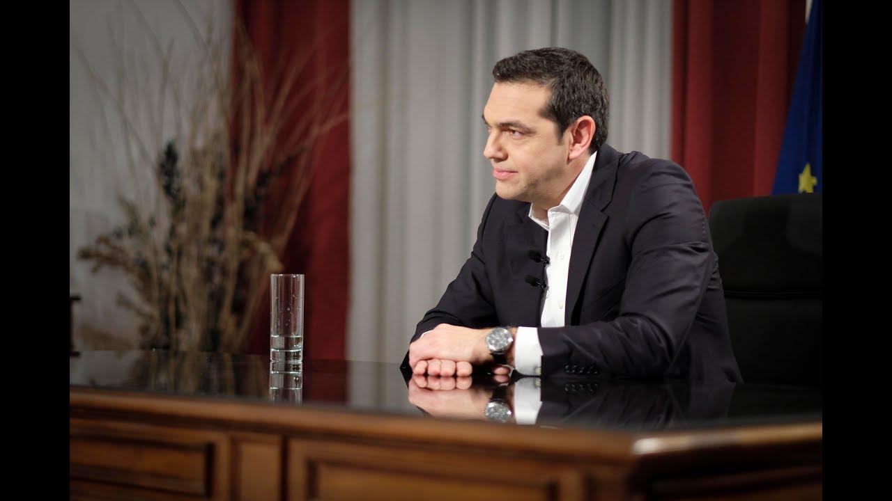 Συνέντευξη στην ΕΡΤ3