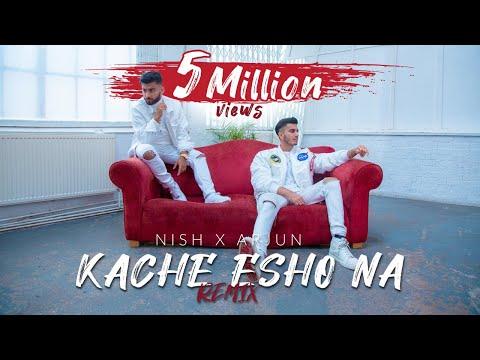 Kache Esho Na (Remix) | Nish | Arjun | (Official Music Video)