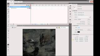 How to Build a Website in Flash CS5? - Part 5