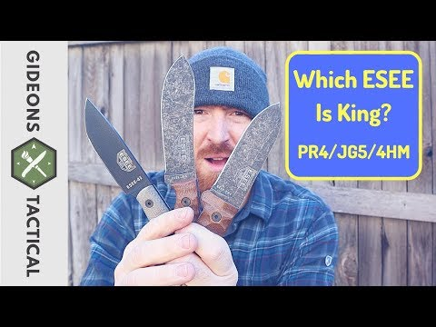 Which Esee Is King? Pr4/jg5/4hm