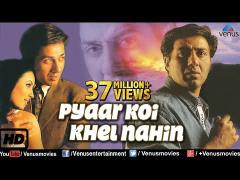 Download Pyaar Koi Khel Nahin {HD} | Hindi Full Movie | Sunny Deol Full Movies | Latest Bollywood Movies hd file 3gp hd mp4 download videos