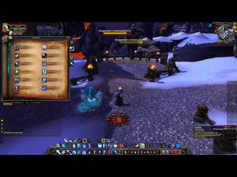 mage - EDIT: 12/14/2014 It is pre highmaul guide, Some of the stuff are outdated. Im working on complete Highmaul guide for mages hopefully I can get all clips I ne...