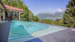 Sevrier France  city photo : A vendre Sevrier, splendide maison vue Lac