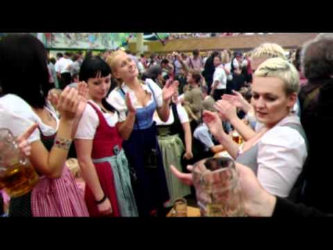 oktoberfest - A typical day at the biggest beer festival in the world: I am referring to the Oktoberfest in Munich ... see you there next year ! PS: And my pictures http:/...
