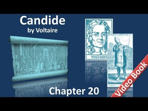Chapter 20 - Candide by Voltaire - What happened at Sea to Candide and Martin