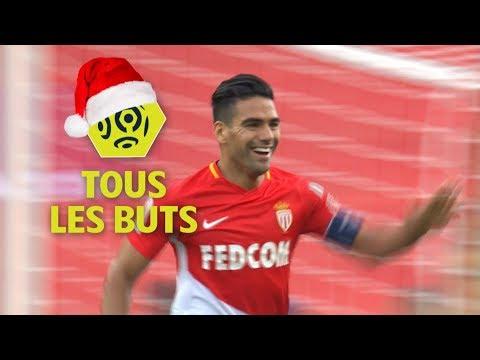 Tous les buts de Falcao | mi-saison 2017-18 | Ligue 1 Conforama