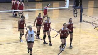 Wakeeney (KS) United States  city pictures gallery : 10-20-2012 High School Sub-State Volleyball @ WaKeeney, Kansas
