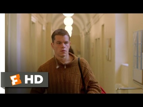 The Bourne Identity (4/10) Movie CLIP - Evacuation Plan (2002) HD