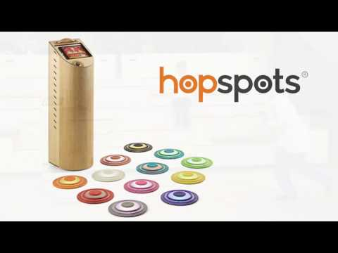Hopspots -Active learning