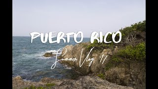 My old roommate who I met at Duke University for a summer program, he invited Cameran and I down to Puerto Rico to visit. It was by far the best vacation I'v...