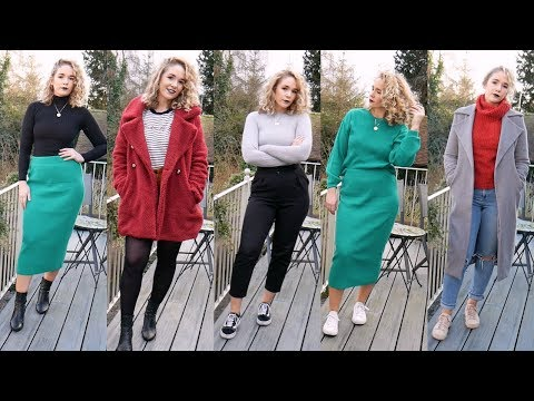 WHAT I WORE THIS WEEK | Sophie Louise Martin