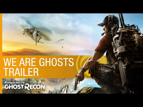 ghost-recon ghost-recon-wildlands tom-clancy ubisoft video