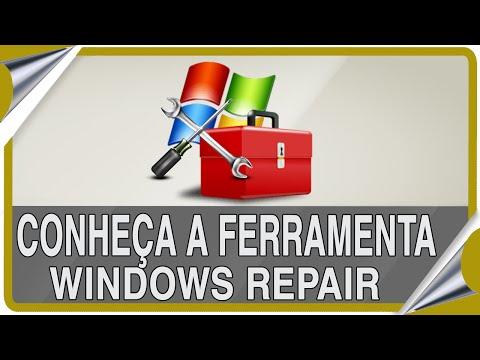 Conheça o Windows Repair