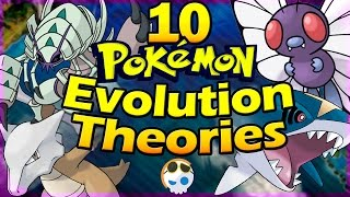 Top 10 Fan Theories about Pokemon Evolutions | Gnoggin