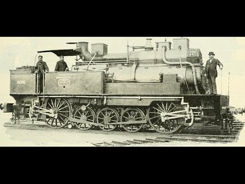 Strange & Extreme TRAINS & Locomotives - PART 3 - Strange & Extreme Machines