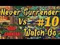 """TIBIA WAR GARNERA """"NEVER SURRENDER VS WATCH OS"""" #10"""