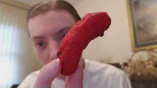 Video Burger King Flamin' Hot Mac n' Cheetos - Food Review MP3, 3GP, MP4, WEBM, AVI, FLV September 2018