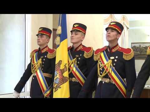 Президент Республики Молдова принял верительные грамоты от трех новоназначенных послов