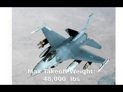 Lockheed F-16 Fighting Falcon...
