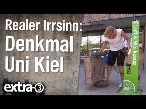 Realer Irrsinn: Denkmalschutz an der Uni Kiel