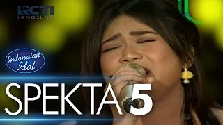 Video JODIE - TRUE COLORS (Cyndi Lauper) - Spekta Show Top 10 - Indonesian Idol 2018 MP3, 3GP, MP4, WEBM, AVI, FLV Agustus 2018