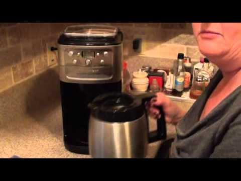 Cuisinart Burr Grind Coffee Maker